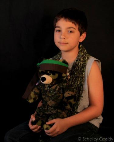 ian army bear